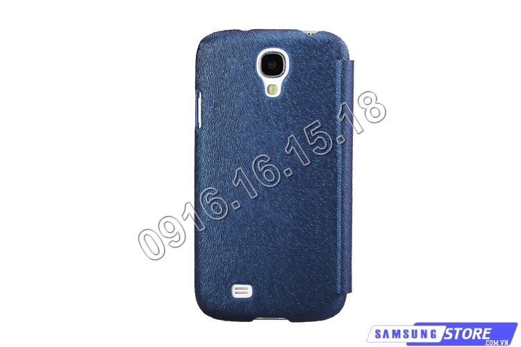 Bao da cho Galaxy S4 i9500 hiệu Rock Big City tím than