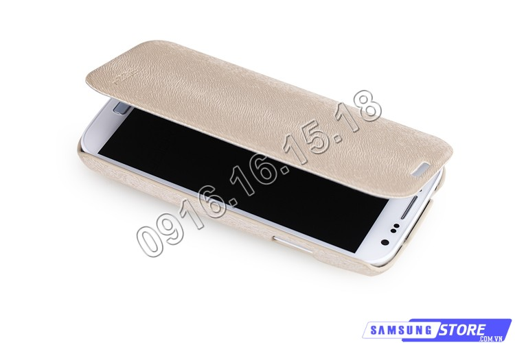 Bao da cho Galaxy S4 i9500 hiệu Rock Big City