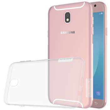 Ốp lưng Galaxy J7 Plus silicon Nillkin