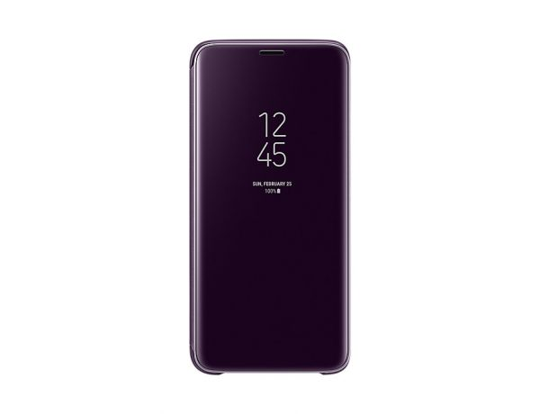 Bao da Galaxy S9 Clear View