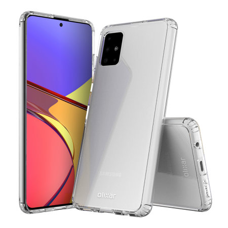 ốp lưng Samsung Galaxy A51 trong suốt