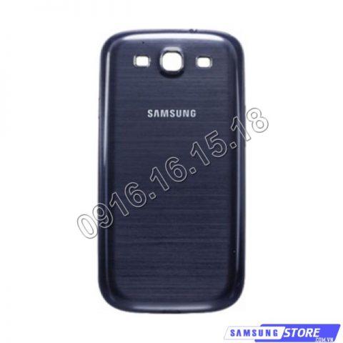Nắp lưng điện thoại Samsung Galaxy S3 – Màu xanh đen.