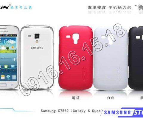 Ốp lưng cho Samsung Galaxy S Duos S7562 hiệu Nillkin Ốp lưng cho Samsung Galaxy S Duos S7562 hiệu Nillkin