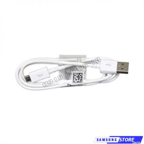 Cable USB cho Samsung Galaxy Core Duos i8262 chính hãng