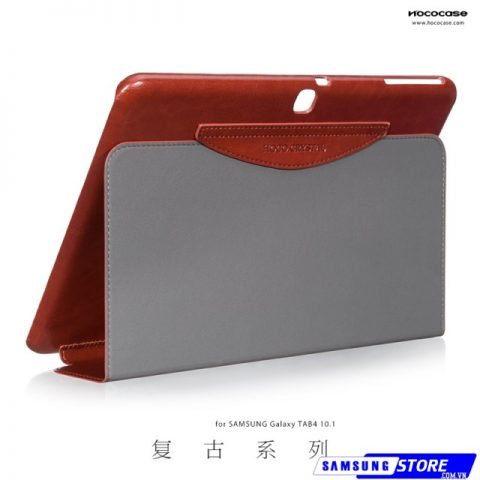 Bao da tab 4 | Bao da Galaxy Tab 4 10.0 hiệu Hoco