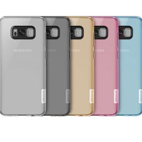 Ốp lưng silicon Galaxy Note 8 hiệu Nillkin