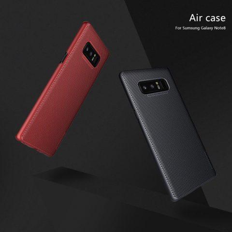 Ốp lưng Galaxy Note 8 hiệu Nillkin Air Case