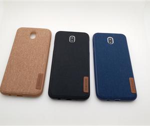 Ốp lưng Galaxy A8 Plus 2018 dạng vải