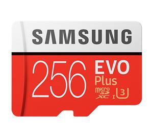 Thẻ nhớ Samsung EVO Plus 256GB chính hãng