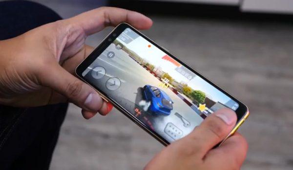 Samsung Galaxy S9 chiến game cực khủng