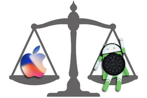 10 điều IOS phải xách dép cho Android