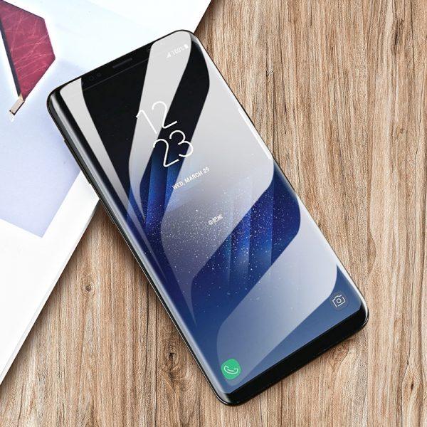 Dùng dán màn hình hay kính cường lực Galaxy S9