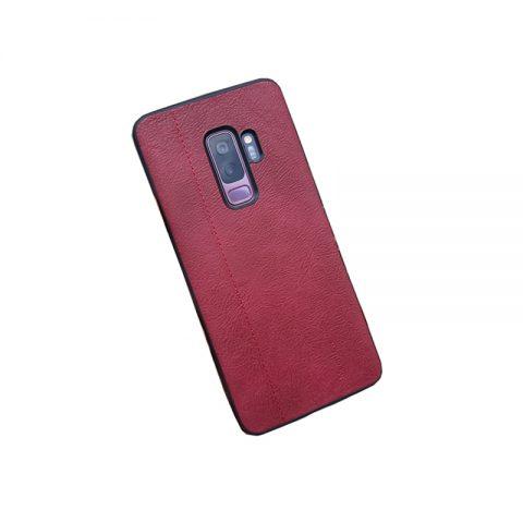 Ốp lưng da Galaxy S9 Plus Mean Love