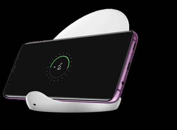 Đế sạc nhanh không dây Galaxy S9, s9 Plus chính hãng