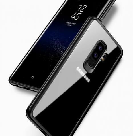 Ốp lưng Galaxy S9 Plus Likgus viền màu