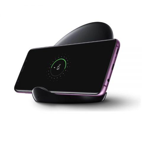 Đế sạc không dây dạng đứng cho Samsung S9