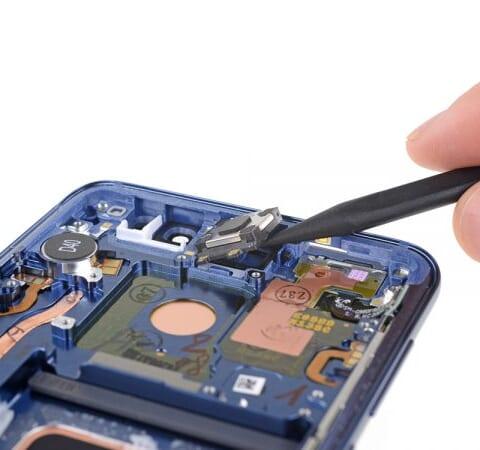Thay loa trong Galaxy S9 Plus