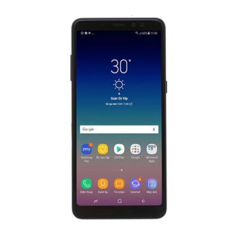 Thay màn hình A8 2018