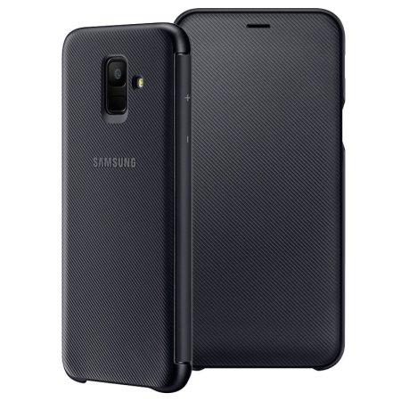 Bao da a6 (2018) chính hãng Samsung