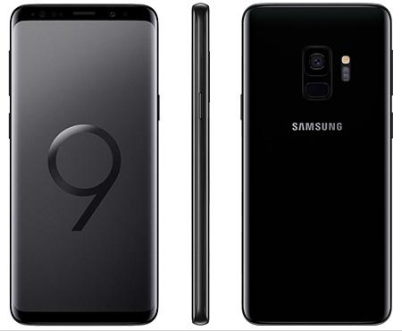 Thay viền Benzen Galaxy S9