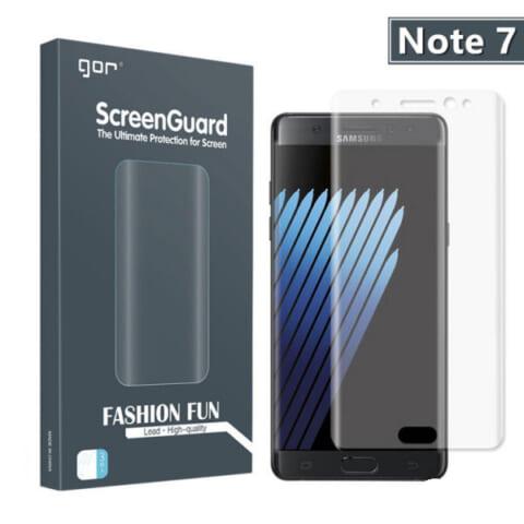 dán màn hình Note FE - Note 7 hiệu Gor