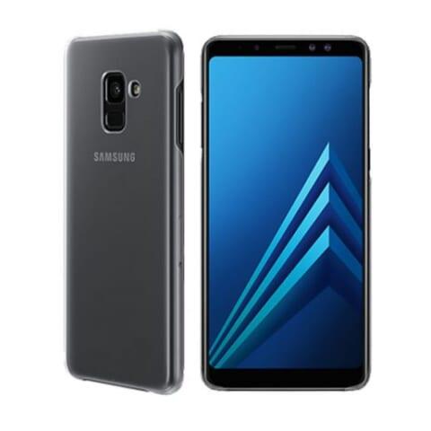 Ốp lưng Clear Cover Galaxy A8 2018 chính hãng