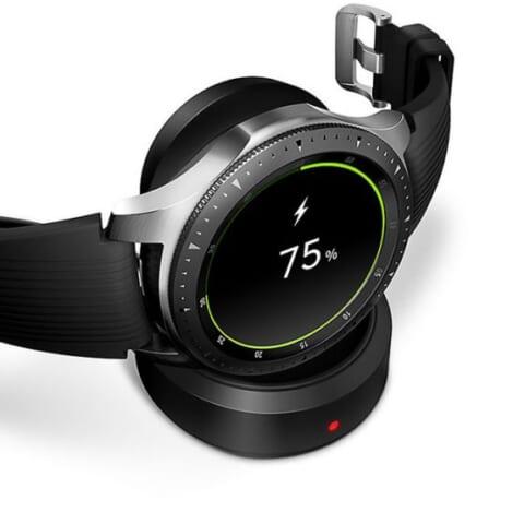Đế sạc chính hãng Samsung Galaxy Watch giá boa nhiêu