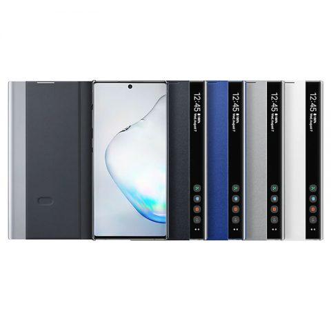 Bao da Clear View Samsung S20 Plus giá rẻ